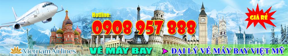 Vé máy bay giá rẻ, Vé Máy Bay Quận Tân Bình