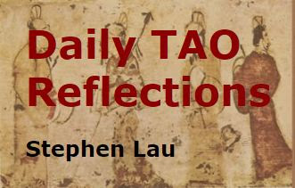 <b>DAILY TAO REFLECTIONS</b>