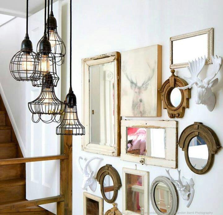 Feng Shui Baño Bajo La Escalera: escaleras espejos ideasfeng shopping espejos en la escalera para