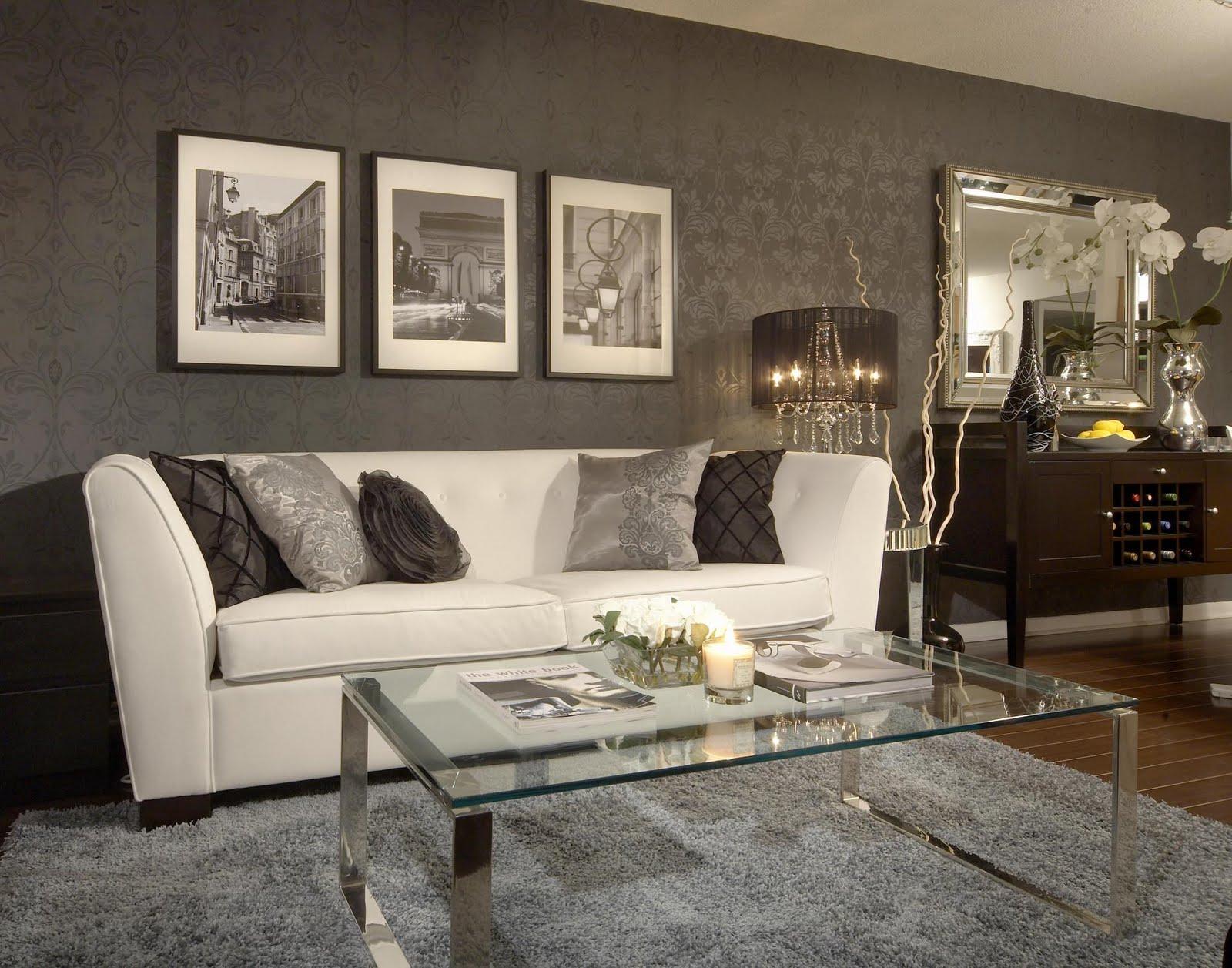 Обои И Мебель Для Гостиной Москва