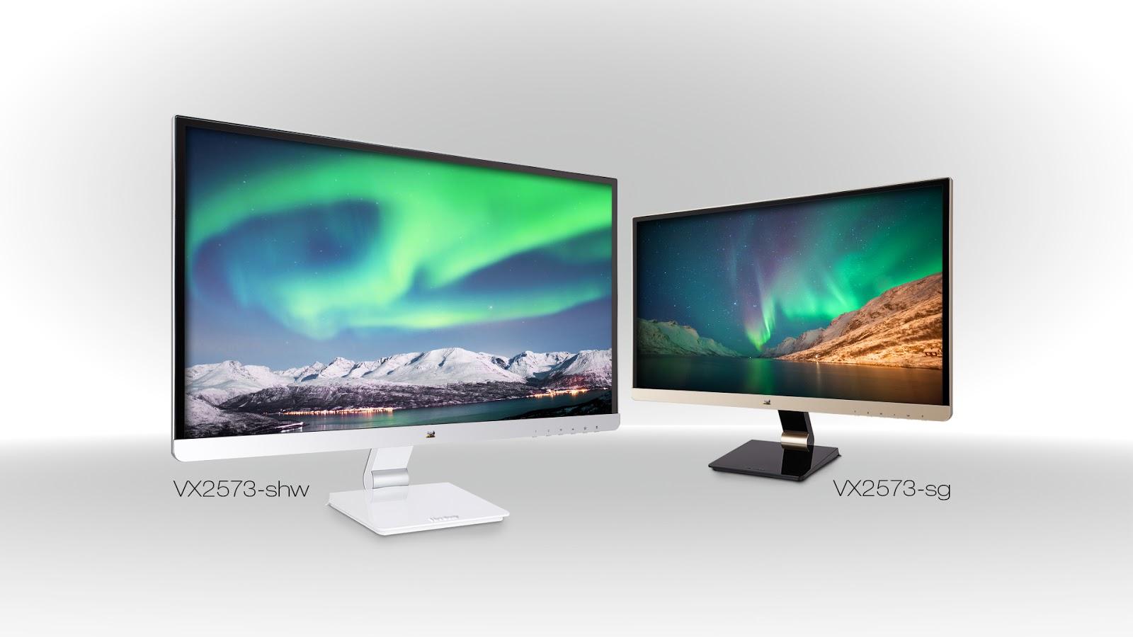 ViewSonic VX2573 Series