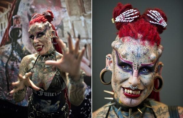 Os 10 piercings mais bizarros do mundo www.cantinhojutavares.com