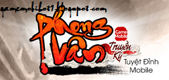 Tải Game Phong Vân Truyền Kỳ, Game gMO Nhập Vai Hay Nhất 2013