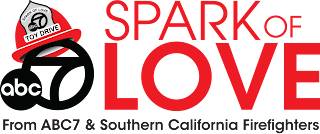 Spark of Love Holiday Toy Drive - Click to learn more...