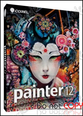 Corel Painter v12.1.0.1213 - Crea Pinturas Digitales en Lienzo