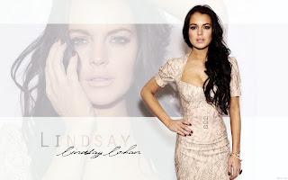 Free Download Lindsay Lohan Wallpaper