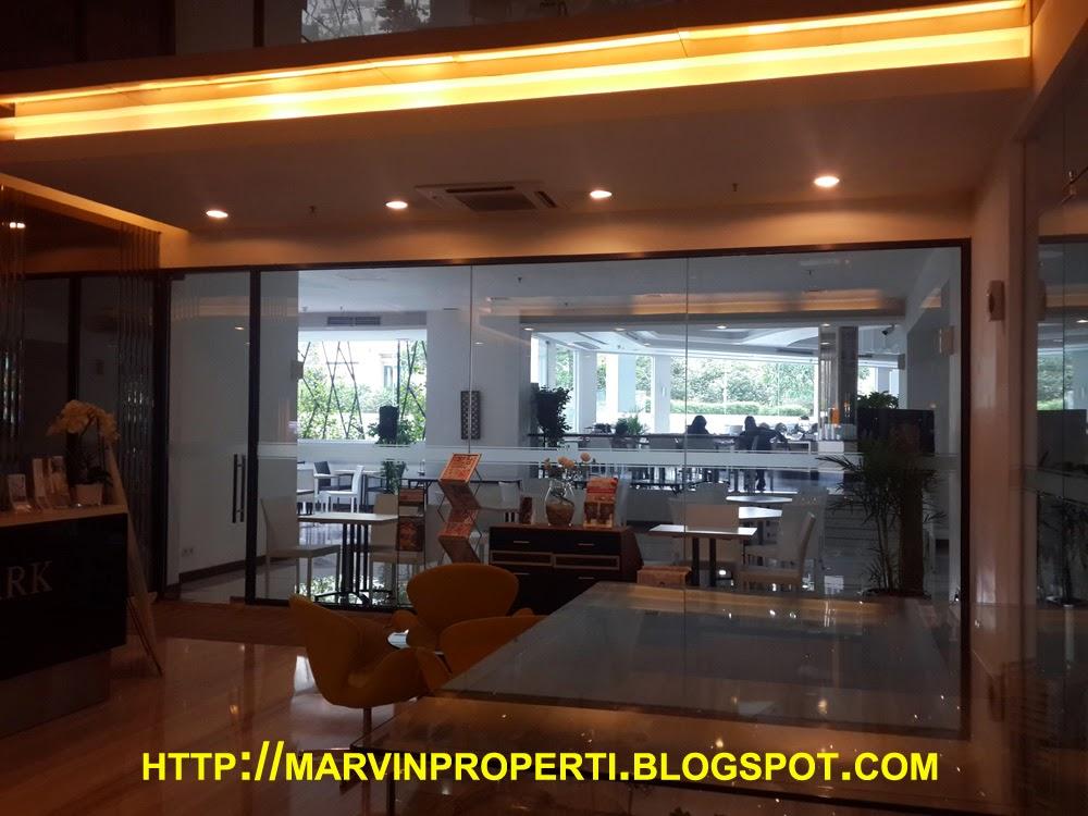 Apartemen Dijual The Park / Paladian Park Kelapa Gading Jakarta Utara Lobby Februari 2015