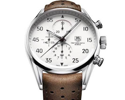TAG HEUER CARRERA CALIBRE 1887 SPACEX