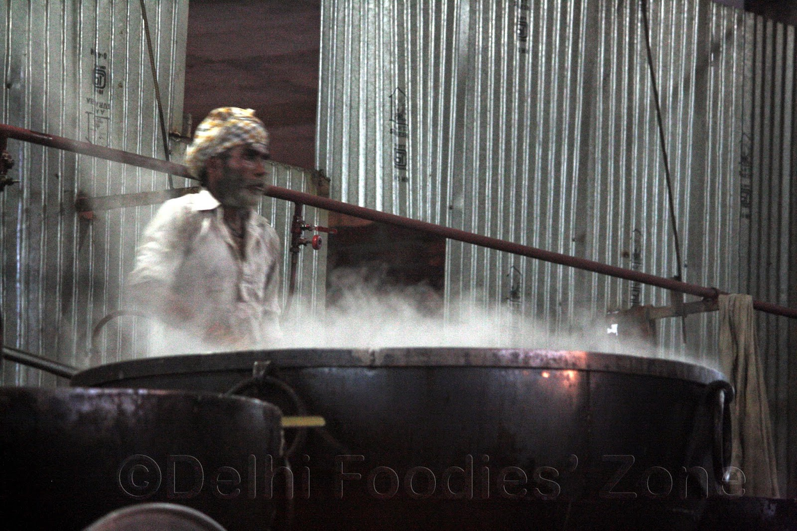 cauldrons, golden temple, food preparation at golden temples