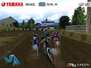 Game Yamaha Supercross
