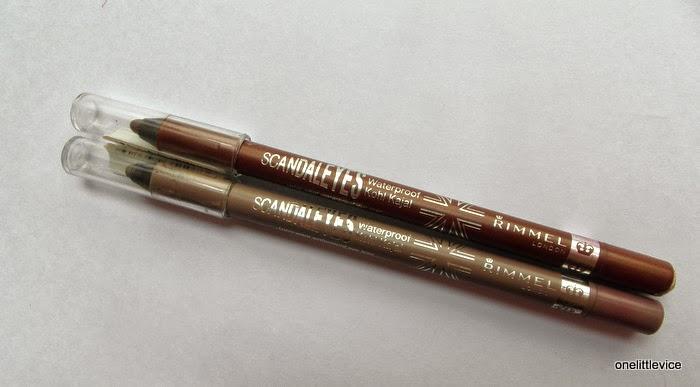 budget bargain smudgeproof long lasting eyeliner neutral day time
