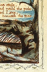 William Blake, The Poison Tree, 1794.