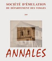 Annales 2009