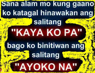 broken heart quotes tagalog version anti love quotes
