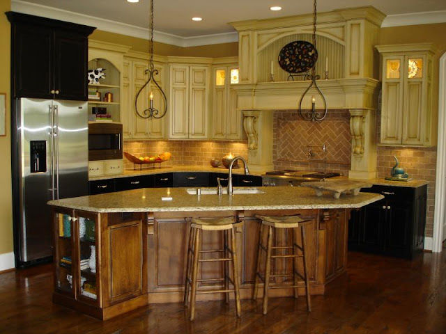 Pin custom big sky log homes and luxury cabins perfect for Kitchen cabinets utah