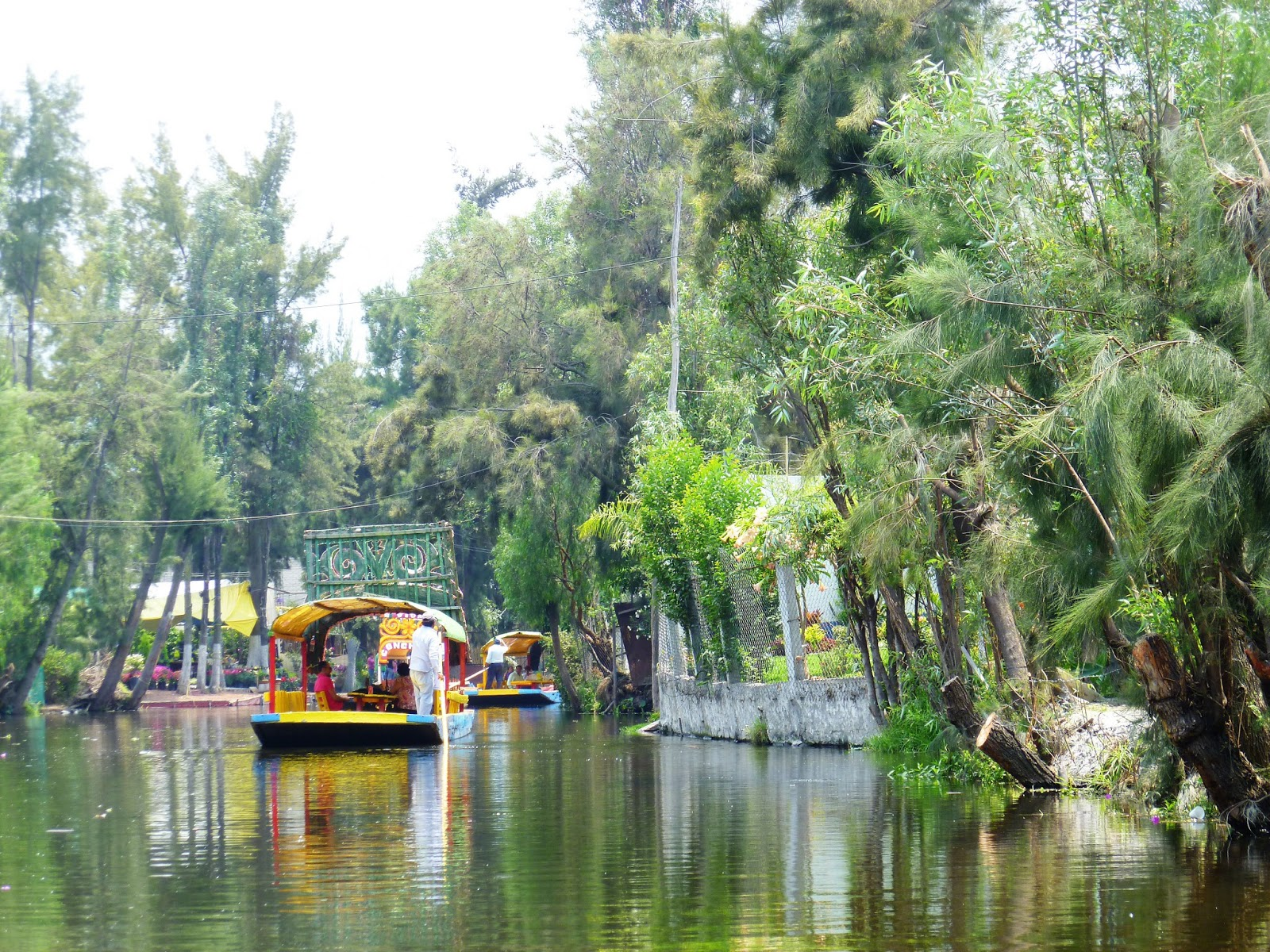 floating gardens xochimilco