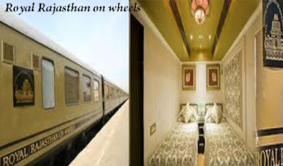 Royal Rajasthan on wheels - luxury train tour