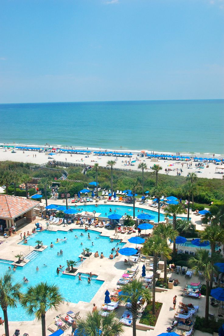 Marriott Hotels Folly Beach Sc