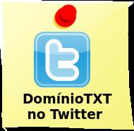 DominioTXT - Twitter