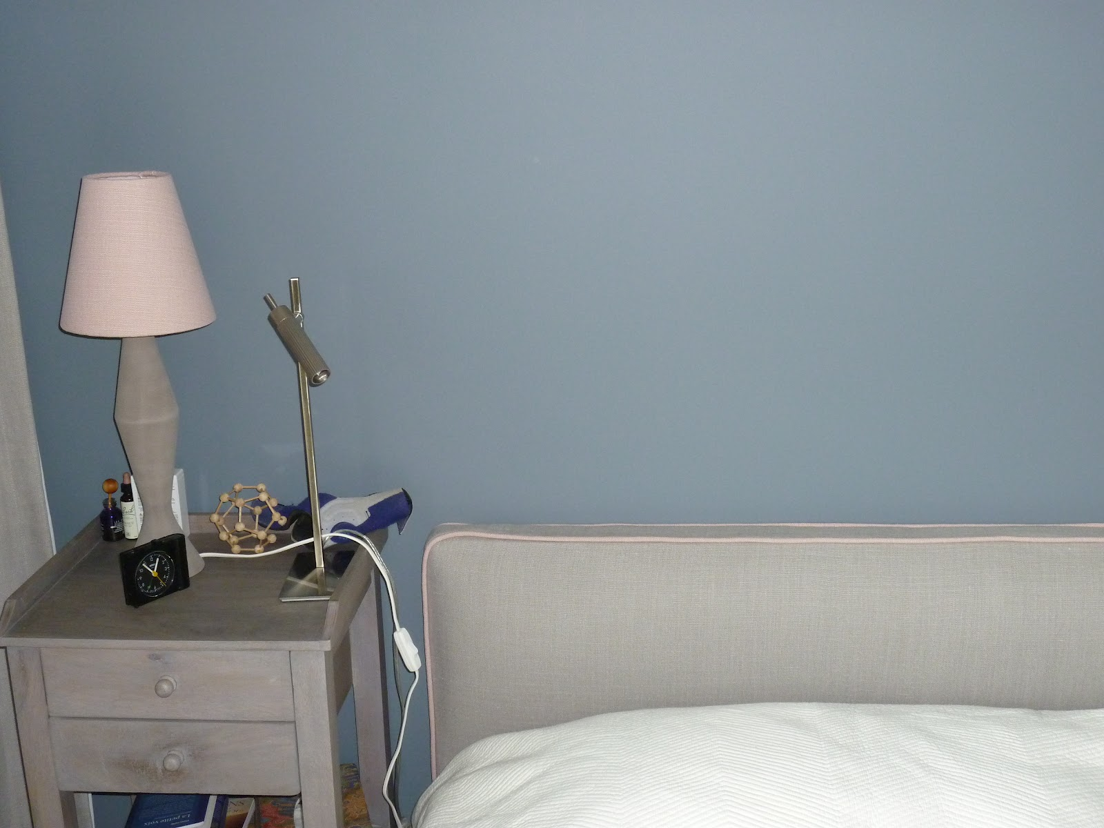 Chambre rose et lin: chambre bebe rose et blanc. chambre dhotes ...