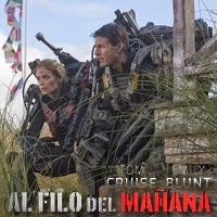 Al filo del mañana: 2º  tráiler del nuevo titulo ci-fi de Tom Cruise