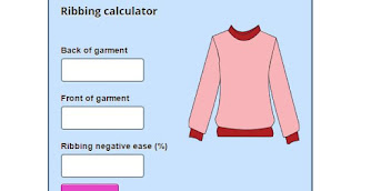 The ribbing calculator