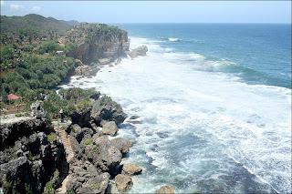 Laut Lepas Pantai Ngobaran