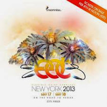 Sesiones Electric Daisy Carnival New York