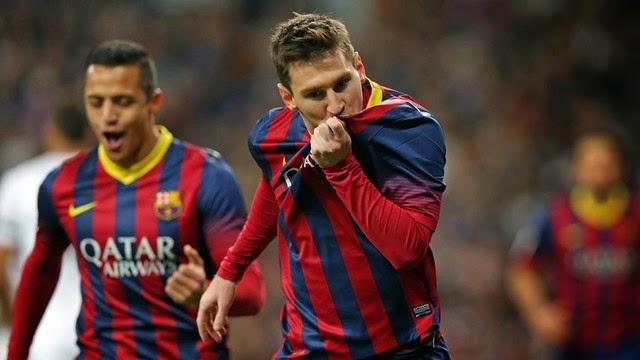 رسميا: تجديد عقد ميسي مع برشلونة