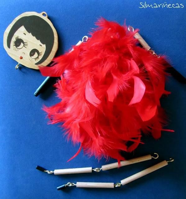 cómo hacer una marioneta de hilos facilísimo