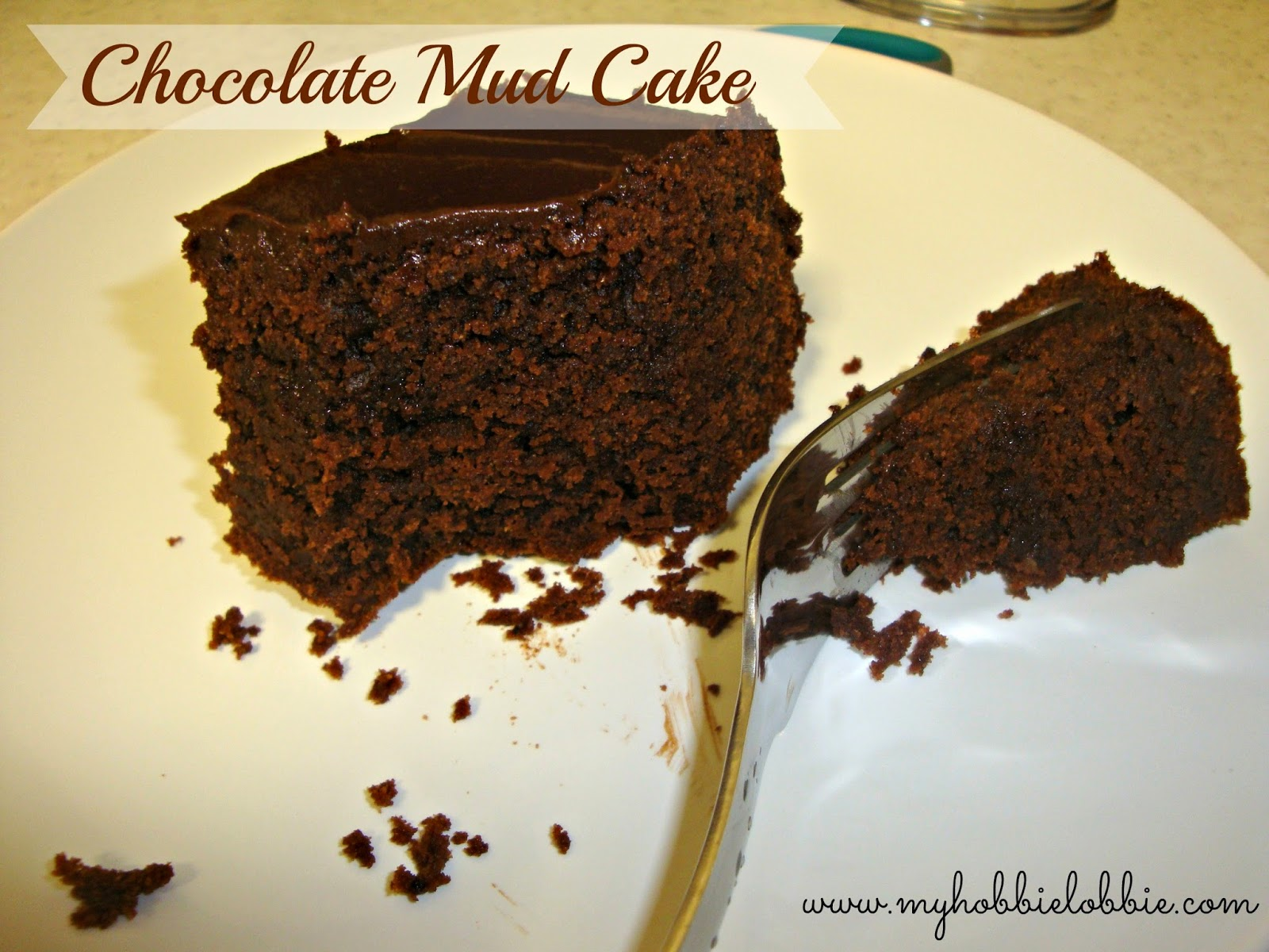 how to cook that mud cake ever