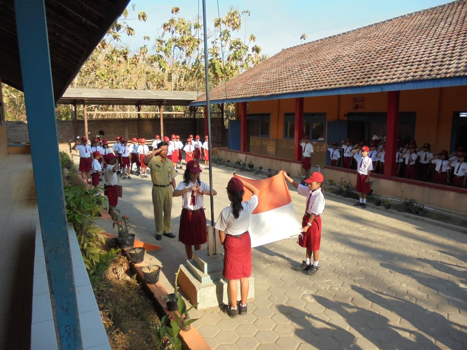 Tulisan Kalbu Monitoring Di Sd Pohgading Winong Pati Jawa Tengah