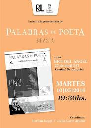 martes 10 de mayo, 19:30 h (Córdoba, Argentina)
