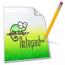 تحميل برنامج النوت باد Notepad++ 6.4.4