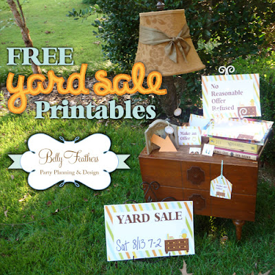 image relating to Printable Yard Signs named Totally free Printable Backyard garden Sale Signs or symptoms Selling price Tags Tummy Feathers