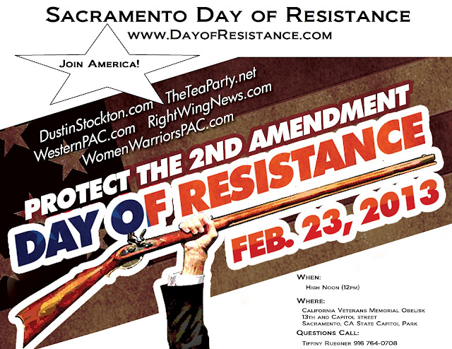 Conservative groups to hold pro-Second Amendment Rally this Saturday in Sacramento
