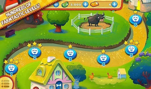 Farm Heroes Saga Free Android Game