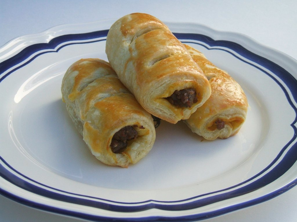 Sausage Rolls Recipes — Dishmaps