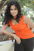 Actress Vrushali Sizzling Photo shoot-thumbnail-10