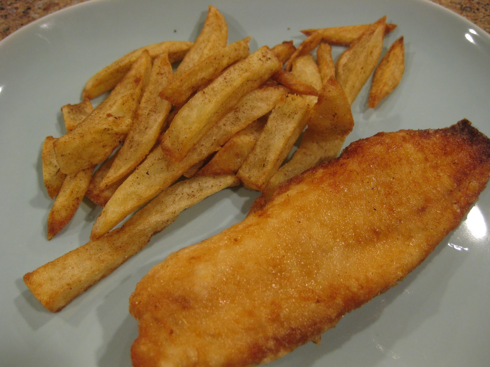what goes with fried fish