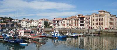 Saint-Jean-de-Luz País Vasco francés