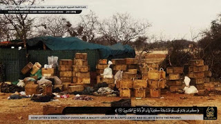 PHOTOS Of Aftermath Of The Deadly Al-Shabbab Attack on The KDF Camp In El-Adde!
