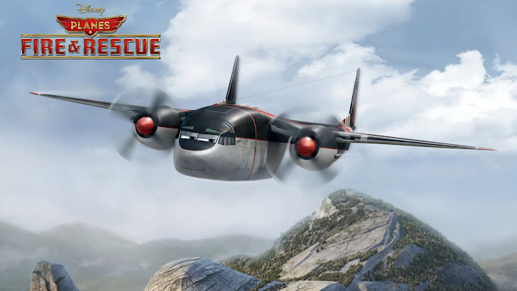 cabbie planes fire and rescue movie