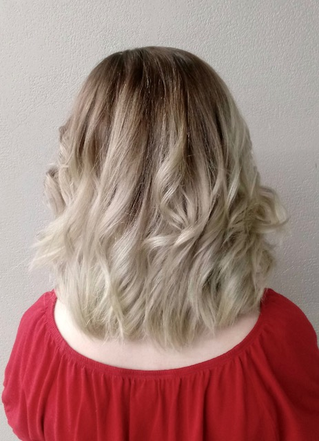 Shadow Root Balayage