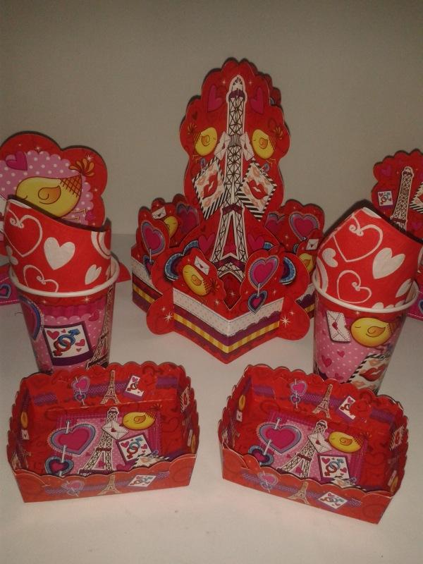 Bodegas ilusi n decoraciones para amor y amistad for Decoracion amor y amistad
