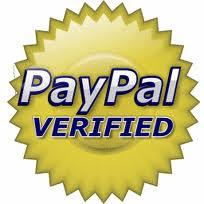 Siamo verificati su Paypal... paga i tuoi acquisti su www.italicum.it in tutta sicurezza !!