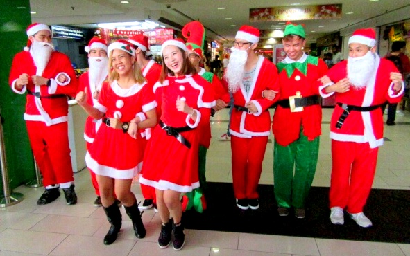 X'MAS BAZAAR & FLASH MOB SURPRISE at SUNGEI WANG PLAZA ~ www ...