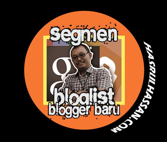 Bloglist Blogger Baru 1437H