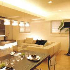 Consigli per la casa e l arredamento: Come illuminare un soggiorno ...