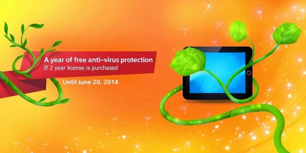 Dr.Web v.9 Anti-virus PRO v9.01.2